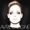 Avril Lavigne na okładce imiennego albumu