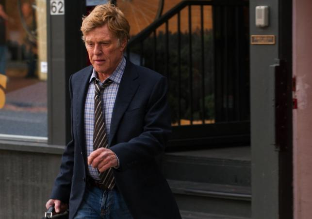 """Robert Redford w filmie """"Reguła milczenia"""""""