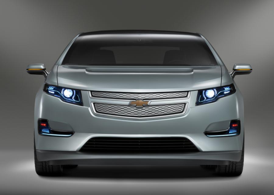 Chevrolet z wtyczką - 1 kilometr za 7 groszy