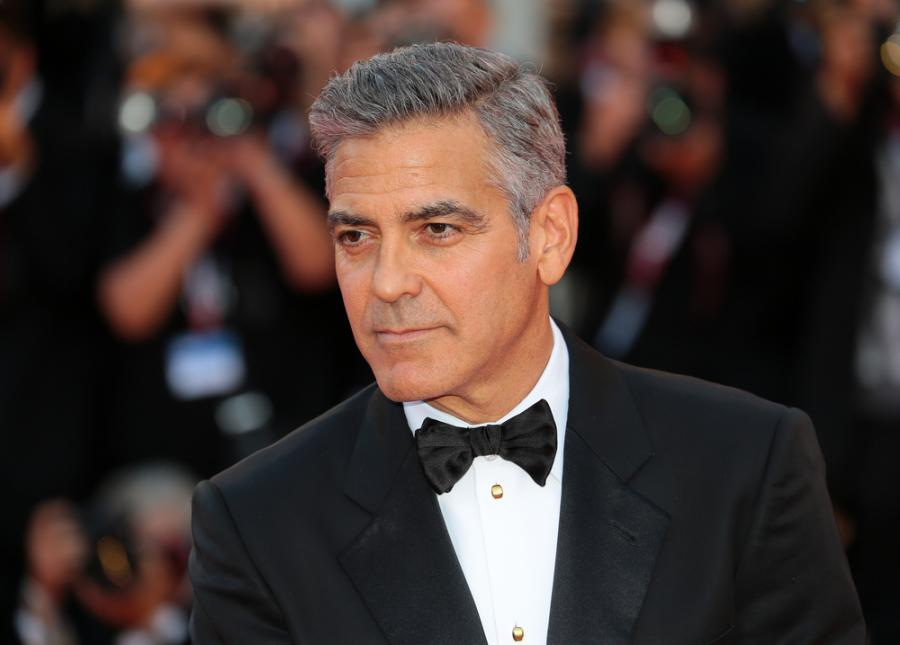 Oscarowa awantura: George Clooney