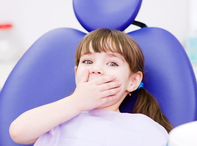 Dziecko boi się dentysty?