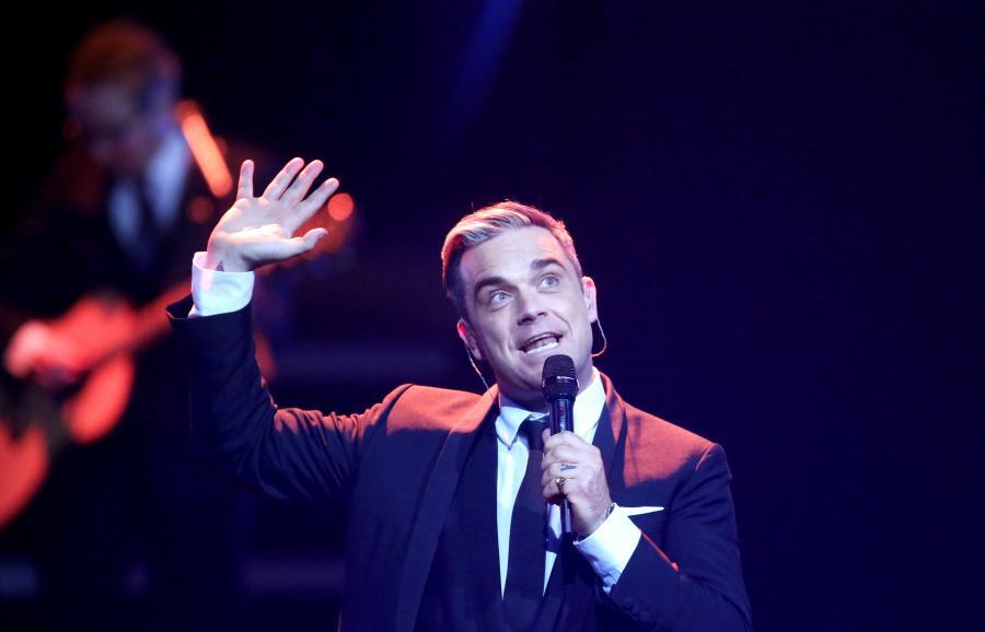 Robbie Williams prawie jak gej