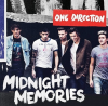 "7. One Direction – ""Midnight Memories"""