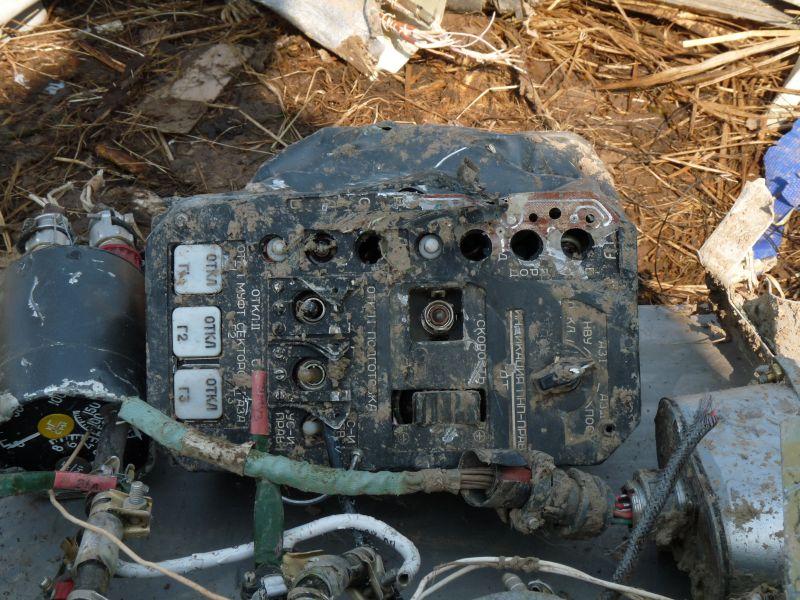 Panel sterowania automatem ciągu