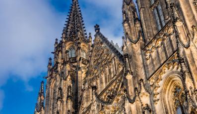 Zachwycająca Praga