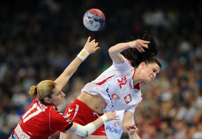 Polki przegrały 18:24 w meczu z Serbkami