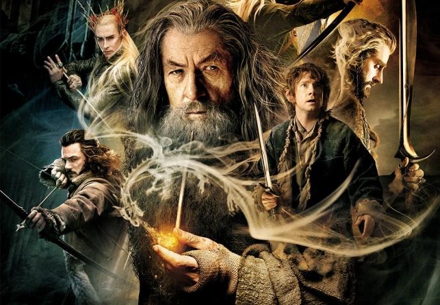 """""""Hobbit: Pustkowie Smauga"""" w opiniach kytyków:"""
