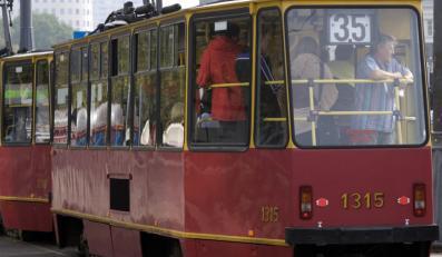 tramwaj Warszawa