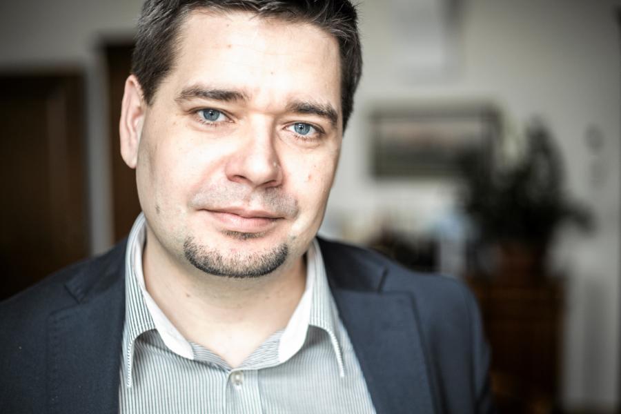 Wiceminister sprawiedliwości Michał Królikowski