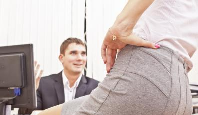 Najlepsze miejsca na seks w pracy