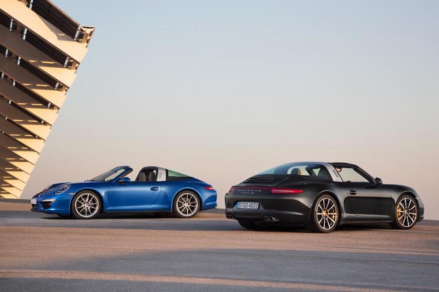 Porsche - 1. miejsce w klasyfikacji producentów w raporcie J.D. Power