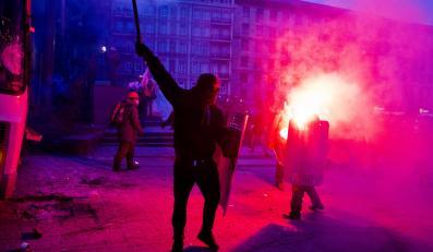Starcia na Ukrainie