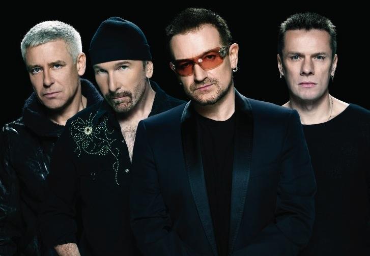 U2 promuje \