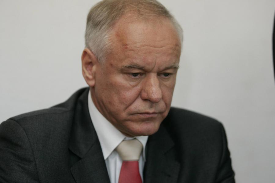 Były szef WSI gen. Marek Dukaczewski