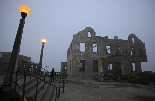 Więzienie Alcatraz. Wycieczka dla osób o mocnych nerwach