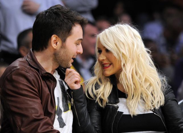 Christina Aguilera zaręczona z Mattem Rutlerem