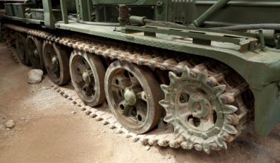 Rosja rosyjski czołg