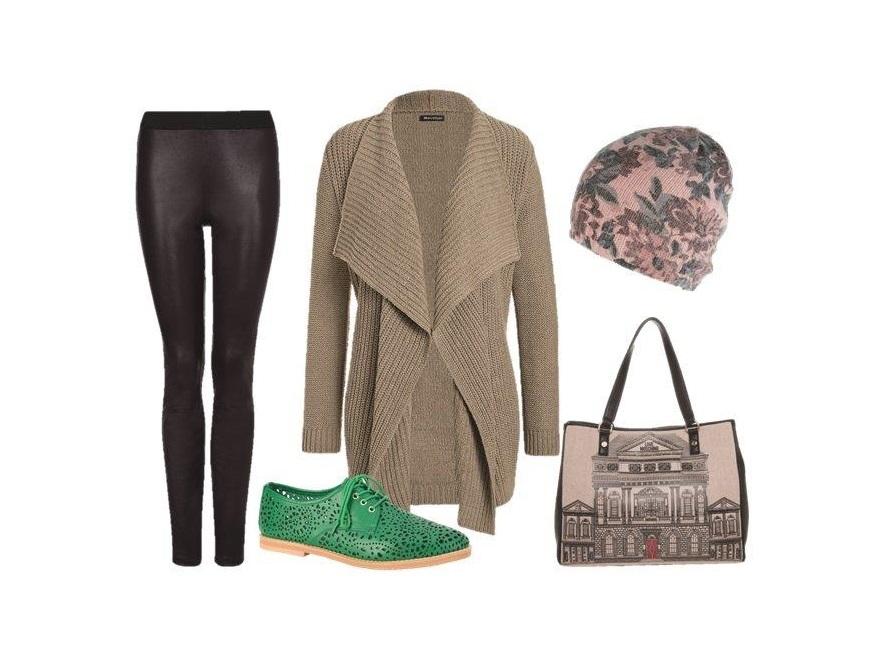Sportowa elegancja - stylizacje na wiosnę 2014