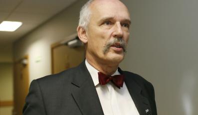 Korwin-Mikke: Apartheid rozwiąże Niemcom kłopoty