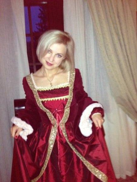 Natalia Pokłońska, prokurator generalna Krymu, zdjęcie z profilu w serwisie Vkontaktie