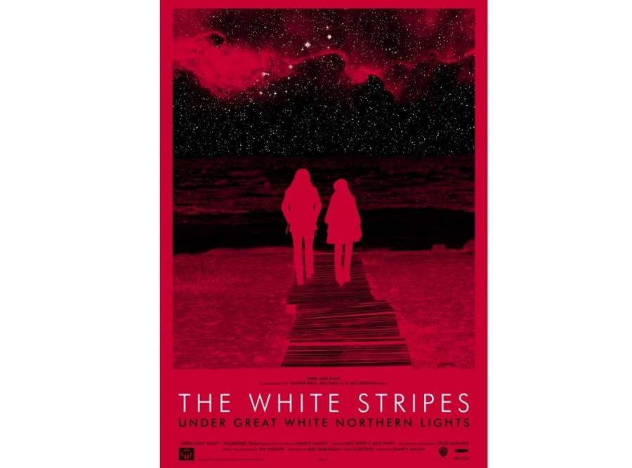Cała prawda o White Stripes - koncertowe DVD