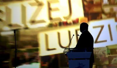 Jarosław Kaczyński prezentuje nowe hasło wyborcze i spot PiS