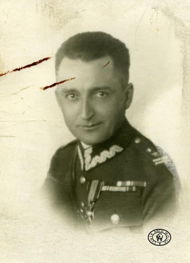 """Generał August Emil Fieldorf """"Nil"""""""