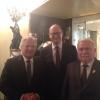 Paweł Adamowicz z byłymi prezydentami