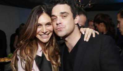 Robbie Williams i Ayda Field po raz drugi zostaną rodzicami