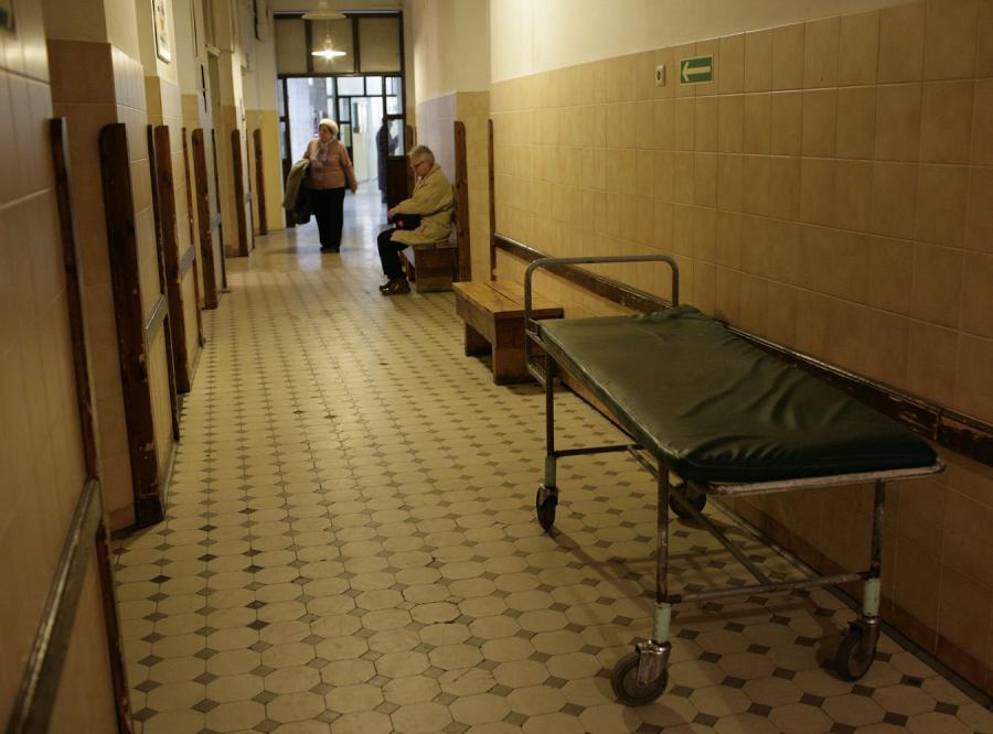 Komornicy chcą 600 milionów za długi szpitali