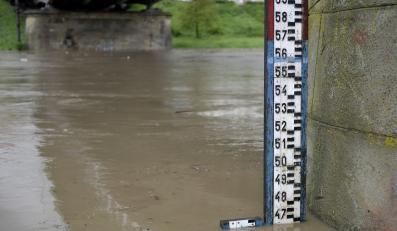 Podwyższony poziom wód