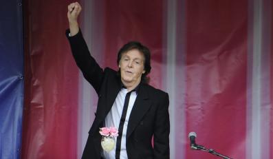 """Paul McCartney odwołał koncerty w ramach promocji albumu """"New"""""""