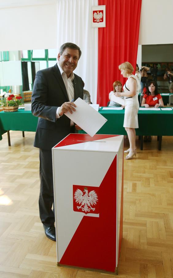 Janusz Piechociński wybory eurowybory