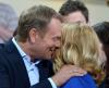 Donald Tusk z żoną Małgorzata