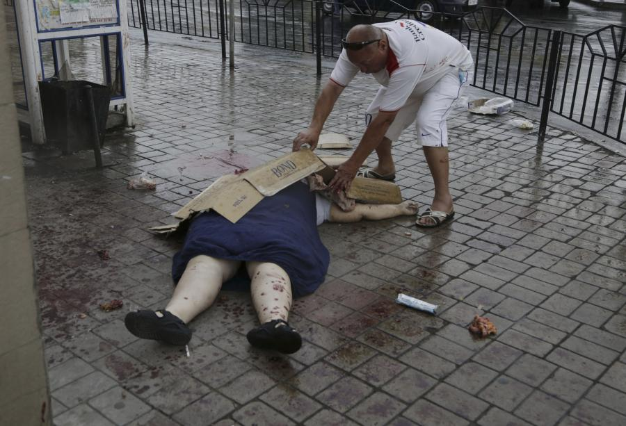 Donieck Ukraina