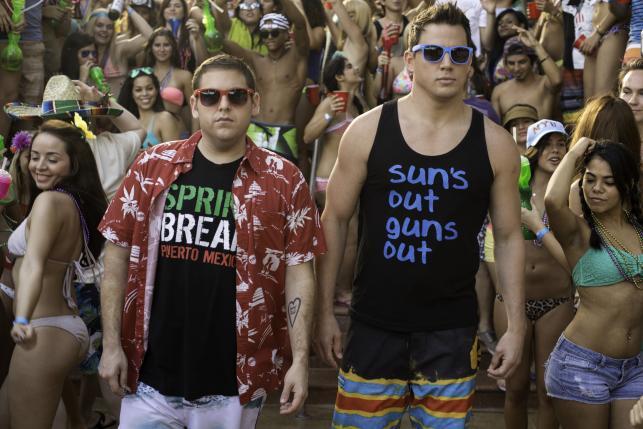 Channing Tatum i Jonah Hill jako gliniarze na studiach