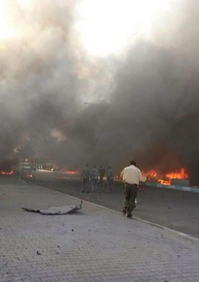 Zamach bombowy w Kirkuku, 11 czerwca 2014 roku