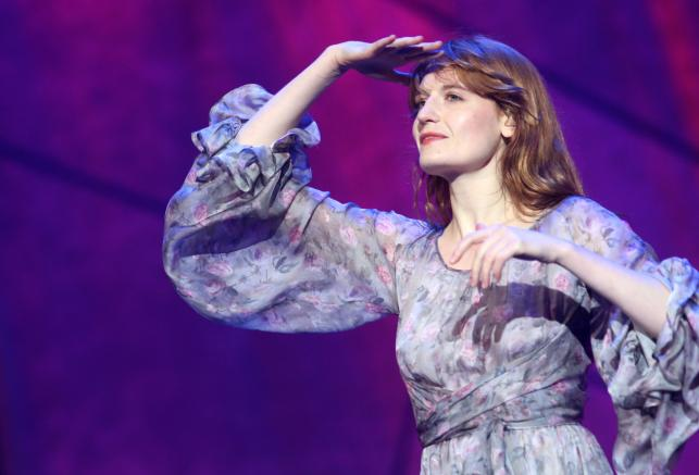 Florence and the Machine na Orange Warsaw Festival 2014