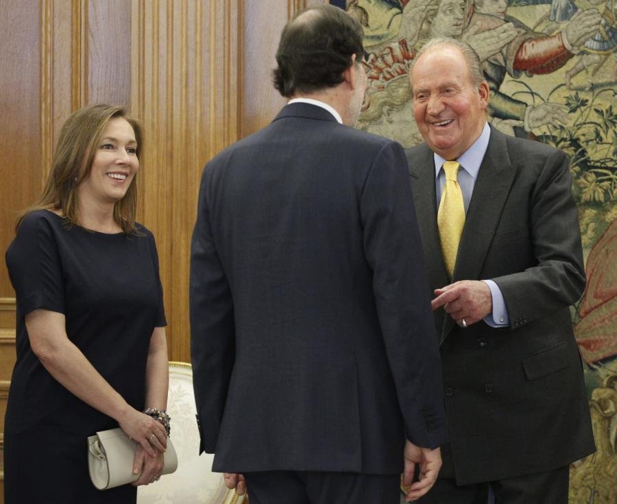 Król Juan Carlos abdykował