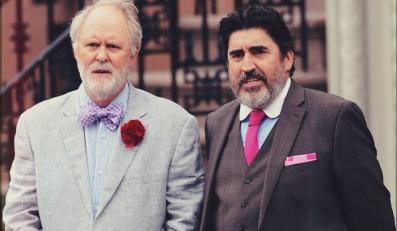 "John Lithgow i Alfred Molina w filmie ""Love Is Strange"""
