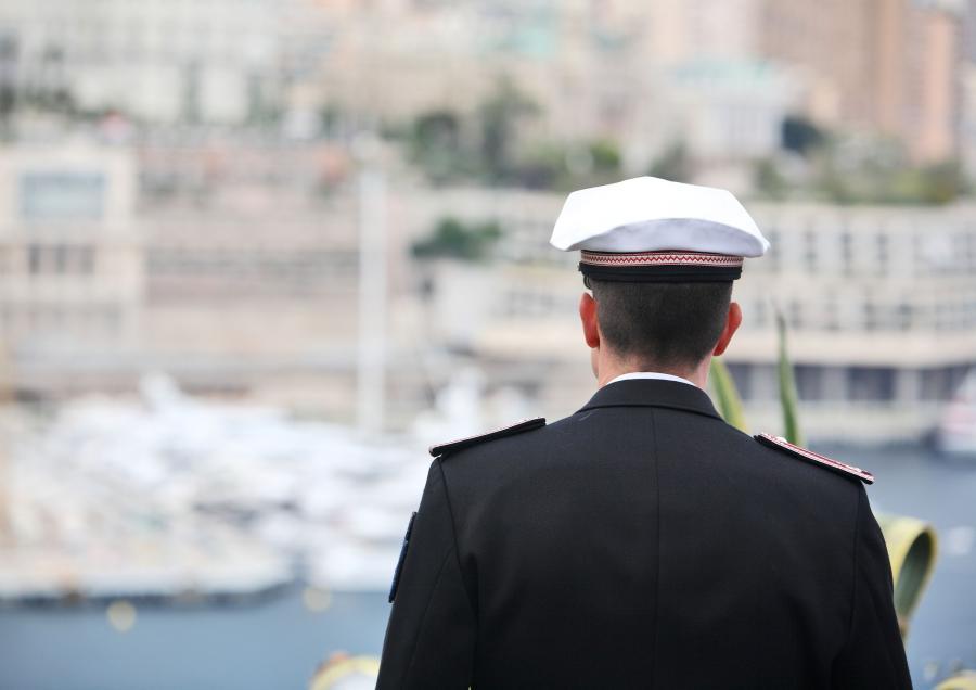 Policjant w Monako