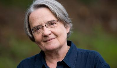 Agnieszka Holland w Dzienniku