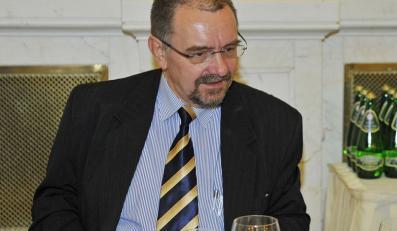 Profesor Romuald Dębski