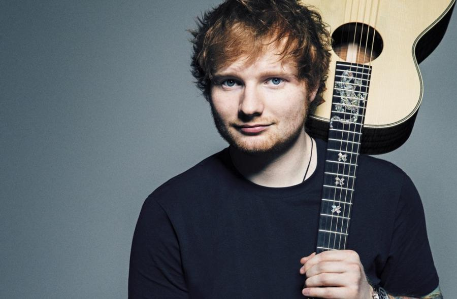 Ed Sheeran lepszy od Manic Street Preachers