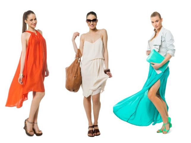 Znalezione na Allegro: przezroczyste ubrania na lato 2014