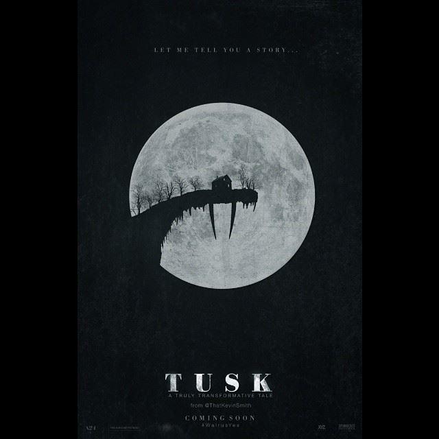 Pierwszy plakat promujący film \