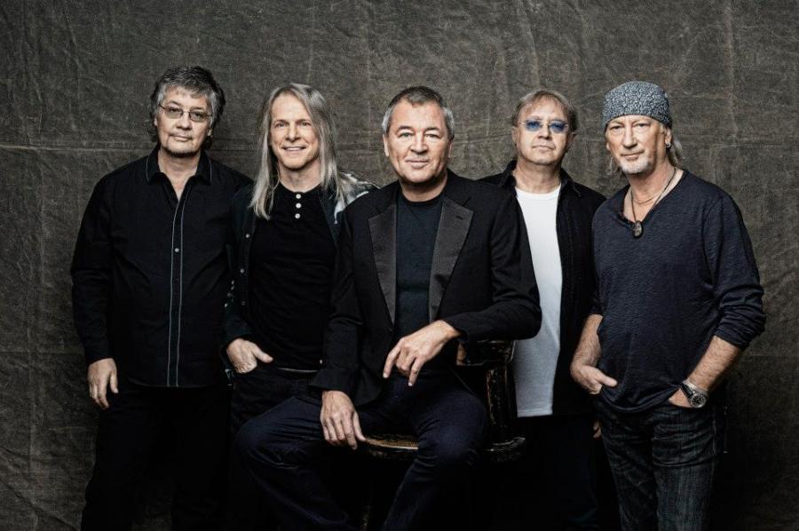 Deep Purple przypomina \