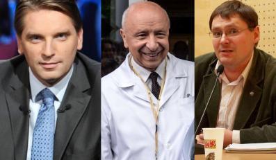 Tomasz Lis, Bogdan Chazan i Tomasz Terlikowski