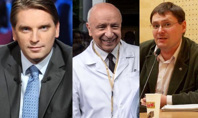 Aborcyjna wojna na słowa. Przyjaciele kontra wrogowie prof. Chazana. ZDJĘCIA i CYTATY