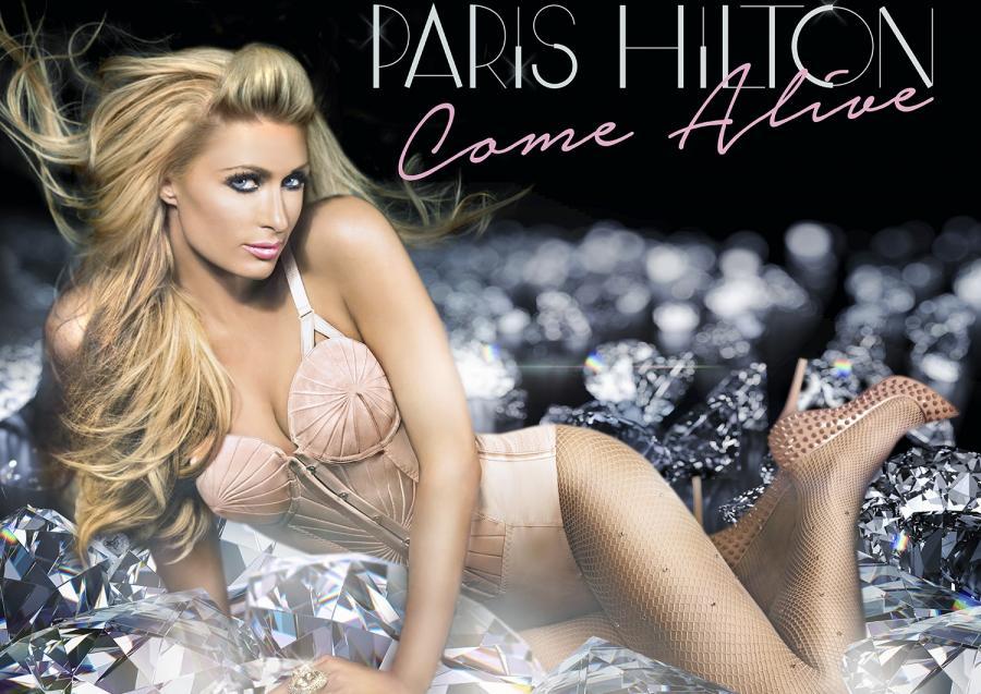 Paris Hilton przedstawia klip do \